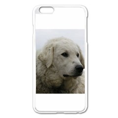Kuvasz Apple iPhone 6 Plus Enamel White Case