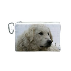 Kuvasz Canvas Cosmetic Bag (Small)