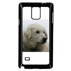 Kuvasz Samsung Galaxy Note 4 Case (Black)