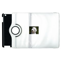 Old English Sheep Dog Pup Apple iPad 2 Flip 360 Case