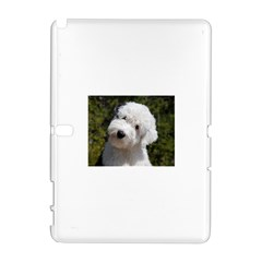 Old English Sheep Dog Pup Samsung Galaxy Note 10.1 (P600) Hardshell Case