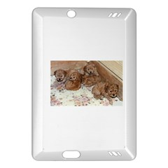 Apricot Poodle Pups Kindle Fire HD (2013) Hardshell Case