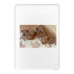 Apricot Poodle Pups Samsung Galaxy Tab Pro 10.1 Hardshell Case