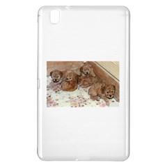Apricot Poodle Pups Samsung Galaxy Tab Pro 8.4 Hardshell Case