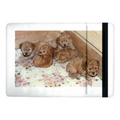 Apricot Poodle Pups Samsung Galaxy Tab Pro 10.1  Flip Case