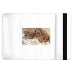 Apricot Poodle Pups Apple iPad Air 2 Flip Case