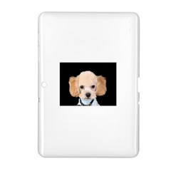 Apricot Poodle Samsung Galaxy Tab 2 (10.1 ) P5100 Hardshell Case