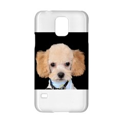 Apricot Poodle Samsung Galaxy S5 Hardshell Case