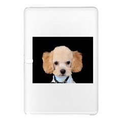 Apricot Poodle Samsung Galaxy Tab Pro 10.1 Hardshell Case