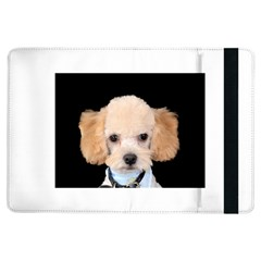 Apricot Poodle Apple iPad Air Flip Case