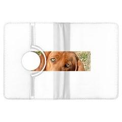Redbone Coonhound Eyes Kindle Fire HDX Flip 360 Case