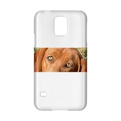 Redbone Coonhound Eyes Samsung Galaxy S5 Hardshell Case