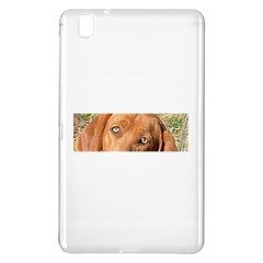 Redbone Coonhound Eyes Samsung Galaxy Tab Pro 8.4 Hardshell Case