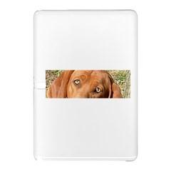 Redbone Coonhound Eyes Samsung Galaxy Tab Pro 12.2 Hardshell Case
