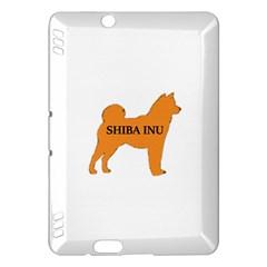Shiba Inu Name Silo Color Kindle Fire HDX Hardshell Case