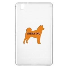 Shiba Inu Name Silo Color Samsung Galaxy Tab Pro 8.4 Hardshell Case