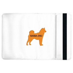 Shiba Inu Name Silo Color Apple Ipad Air 2 Flip Case