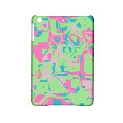 Pastel Chaos Apple Ipad Mini 2 Hardshell Case