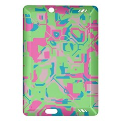 Pastel chaos Kindle Fire HD (2013) Hardshell Case