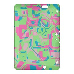 Pastel chaos Kindle Fire HDX 8.9  Hardshell Case
