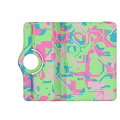 Pastel chaos Kindle Fire HDX 8.9  Flip 360 Case