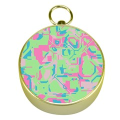 Pastel Chaos Gold Compass