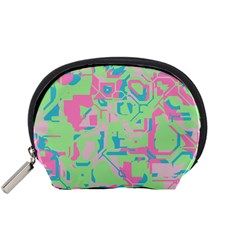 Pastel chaos Accessory Pouch (Small)