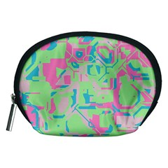Pastel Chaos Accessory Pouch (medium)
