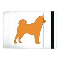 Shiba Inu Silo Color Samsung Galaxy Tab Pro 10.1  Flip Case
