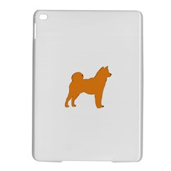 Shiba Inu Silo Color Apple iPad Air 2 Hardshell Case