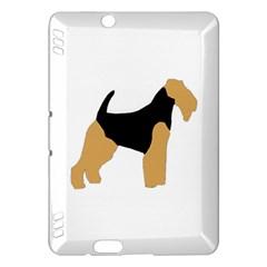 Welsh Terrier Silo Color Kindle Fire HDX Hardshell Case