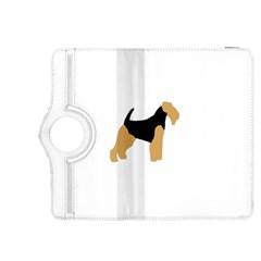 Welsh Terrier Silo Color Kindle Fire HDX 8.9  Flip 360 Case