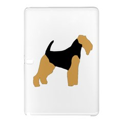 Welsh Terrier Silo Color Samsung Galaxy Tab Pro 10.1 Hardshell Case