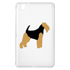 Welsh Terrier Silo Color Samsung Galaxy Tab Pro 8.4 Hardshell Case