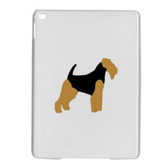 Welsh Terrier Silo Color Apple iPad Air 2 Hardshell Case