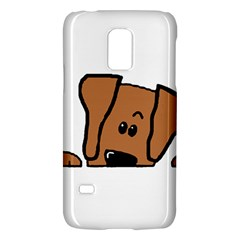 Peeping Vizsla Samsung Galaxy S5 Mini Hardshell Case