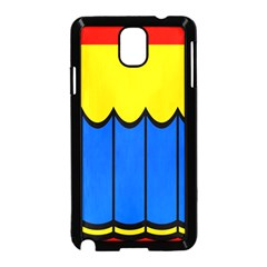 Colorful Curtain  Samsung Galaxy Note 3 Neo Hardshell Case