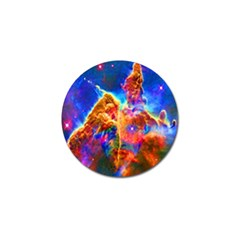Cosmic Mind Golf Ball Marker