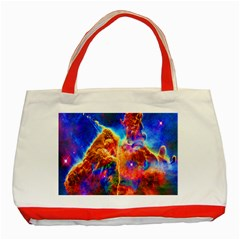 Cosmic Mind Classic Tote Bag (red)