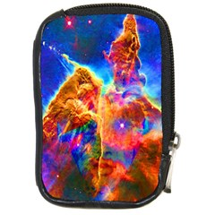 Cosmic Mind Compact Camera Leather Case