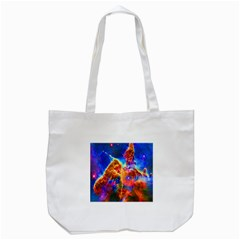 Cosmic Mind Tote Bag (White)