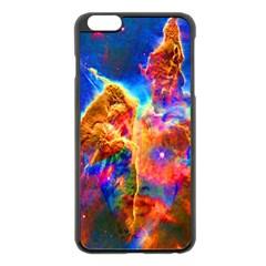 Cosmic Mind Apple Iphone 6 Plus Black Enamel Case