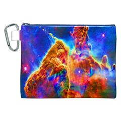 Cosmic Mind Canvas Cosmetic Bag (XXL)