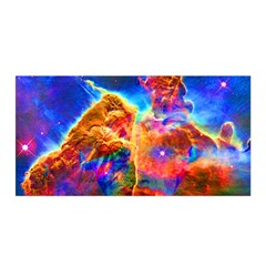Cosmic Mind Satin Wrap