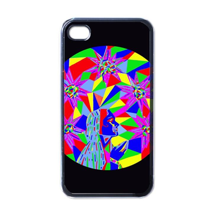 Star Seeker Apple iPhone 4 Case (Black)