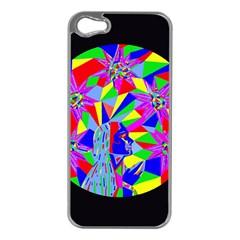 Star Seeker Apple Iphone 5 Case (silver)