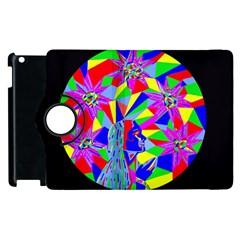 Star Seeker Apple iPad 2 Flip 360 Case