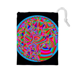 Magical Trance Drawstring Pouch (Large)