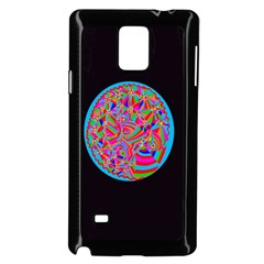Magical Trance Samsung Galaxy Note 4 Case (Black)