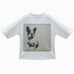 French Bulldog Art Baby T-shirt